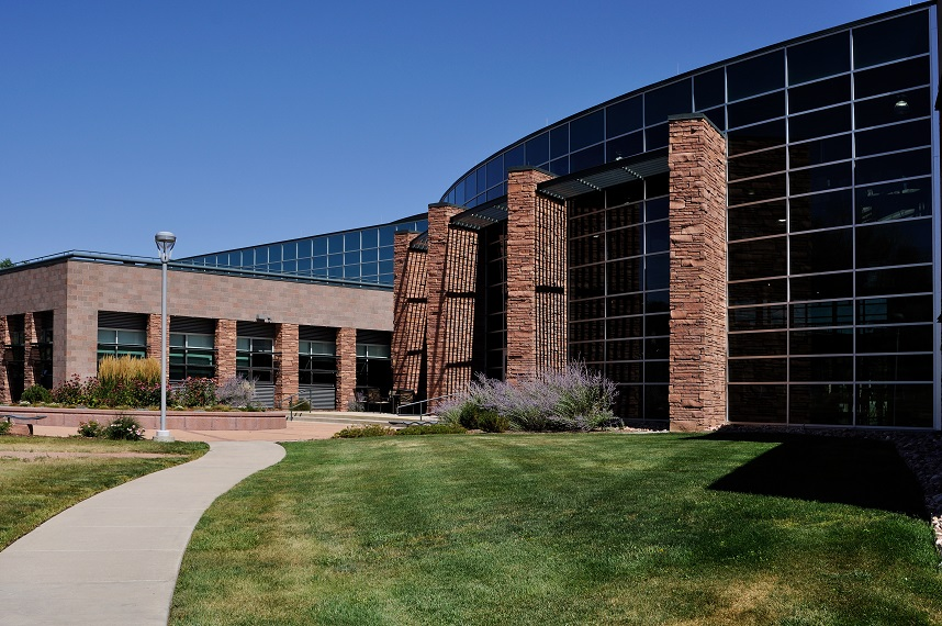 Pikes Peak Regional Development Center Building